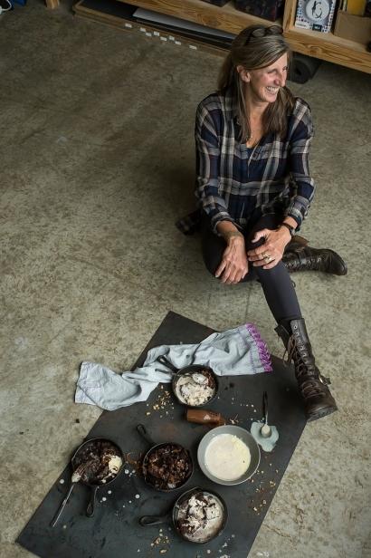 Jill Melton, publisher of edible Nashville