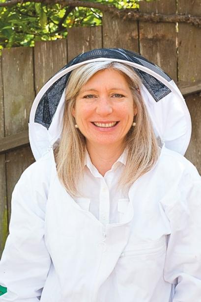 Krista Harris, publisher of edible Santa Barbara