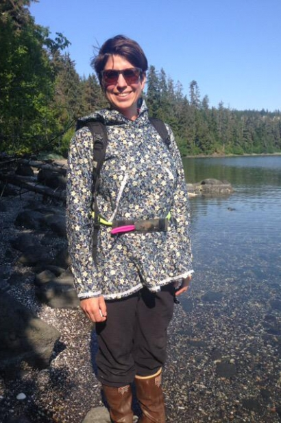 Mary Smith, Publisher of Edible Alaska