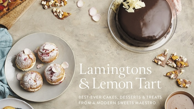 Lamingtons and Lemon Tarts by Darren Purchese