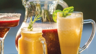 Frozen Cocktails to Beat the Oklahoma Heat