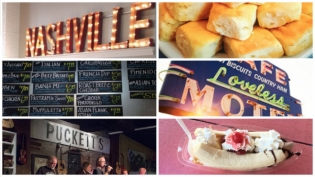 Edible Travel: Nashville Road Trip